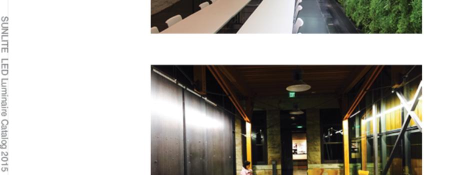 LED Lighting Fixture Catalog