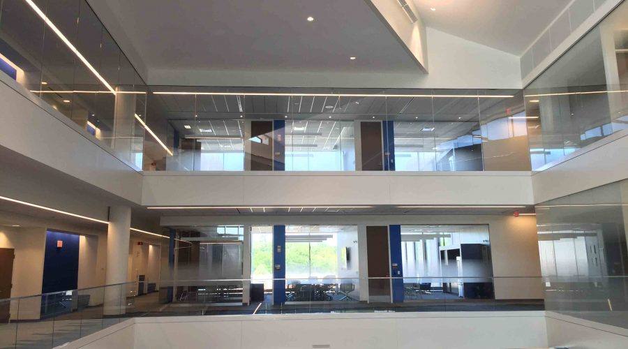 New Business Building open at The University of Kansas!